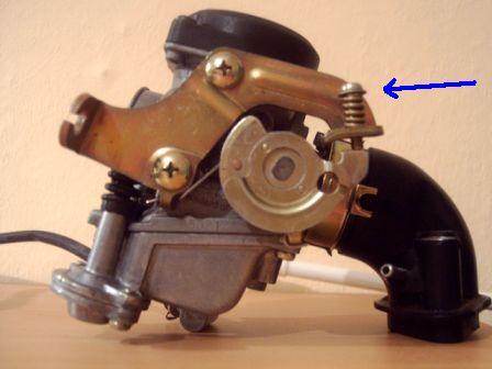 Ремонт скутера своими руками 4-х тактный карбюратор