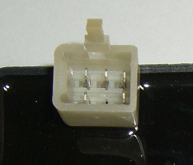 разем электрики скутера 5 контактов honda dio
