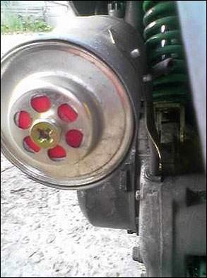 Как сделать фильтр своими руками на скутер